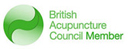 Link to The British Acupuncture Council